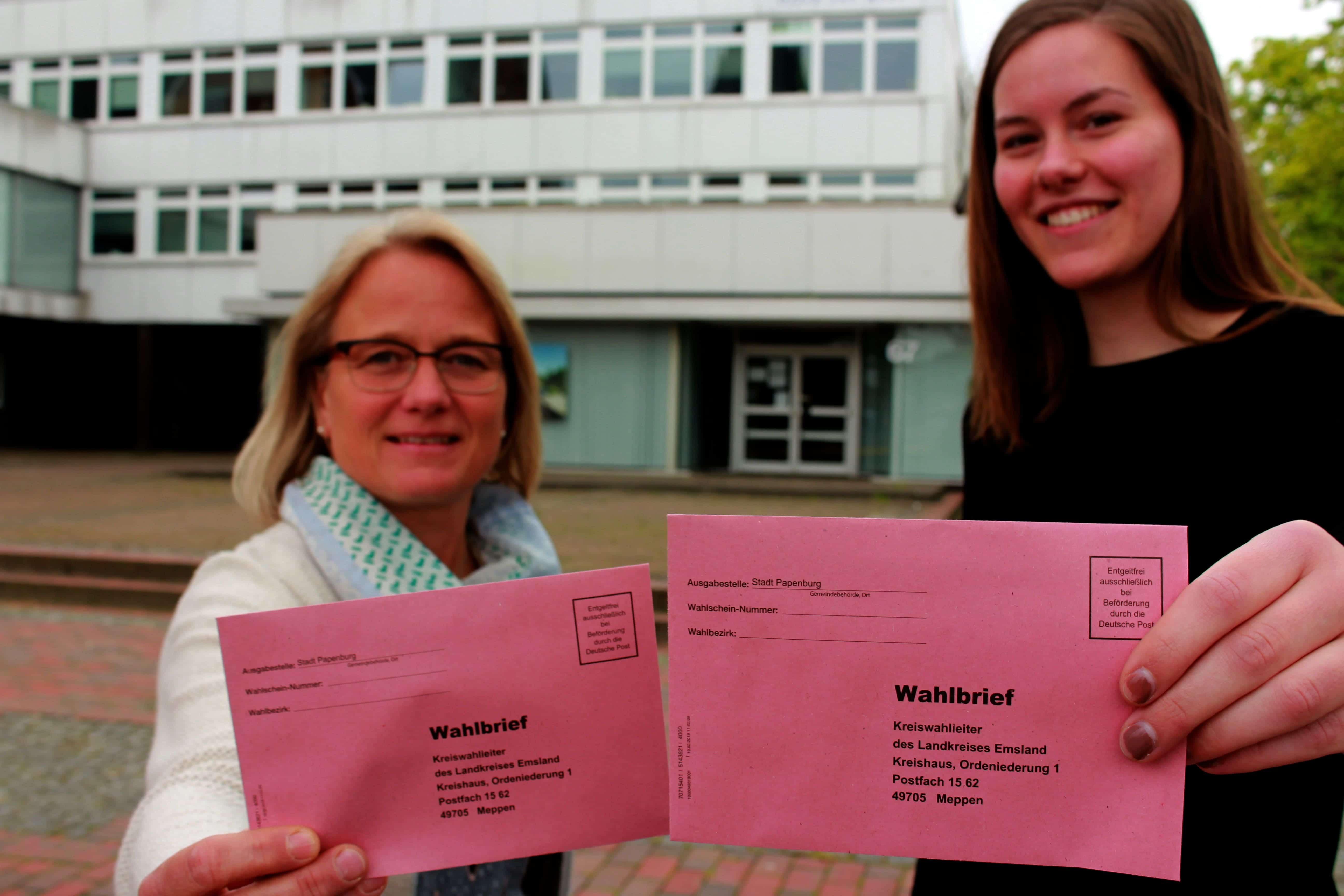 Photo of Wahlbüro öffnet ab 6. Mai  – Briefwahl online oder per Karte